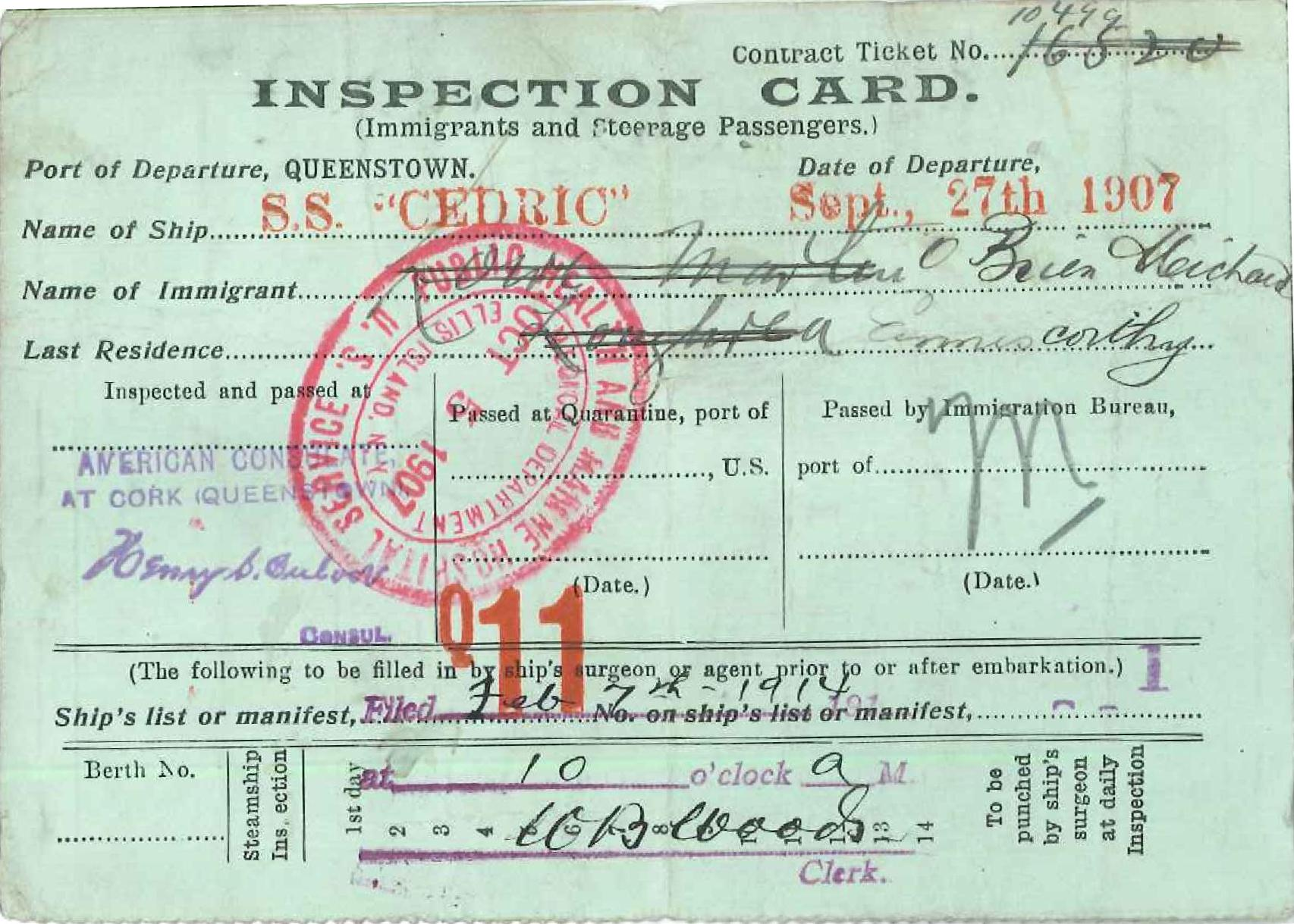 How To Get My Naturalization Certificate Number