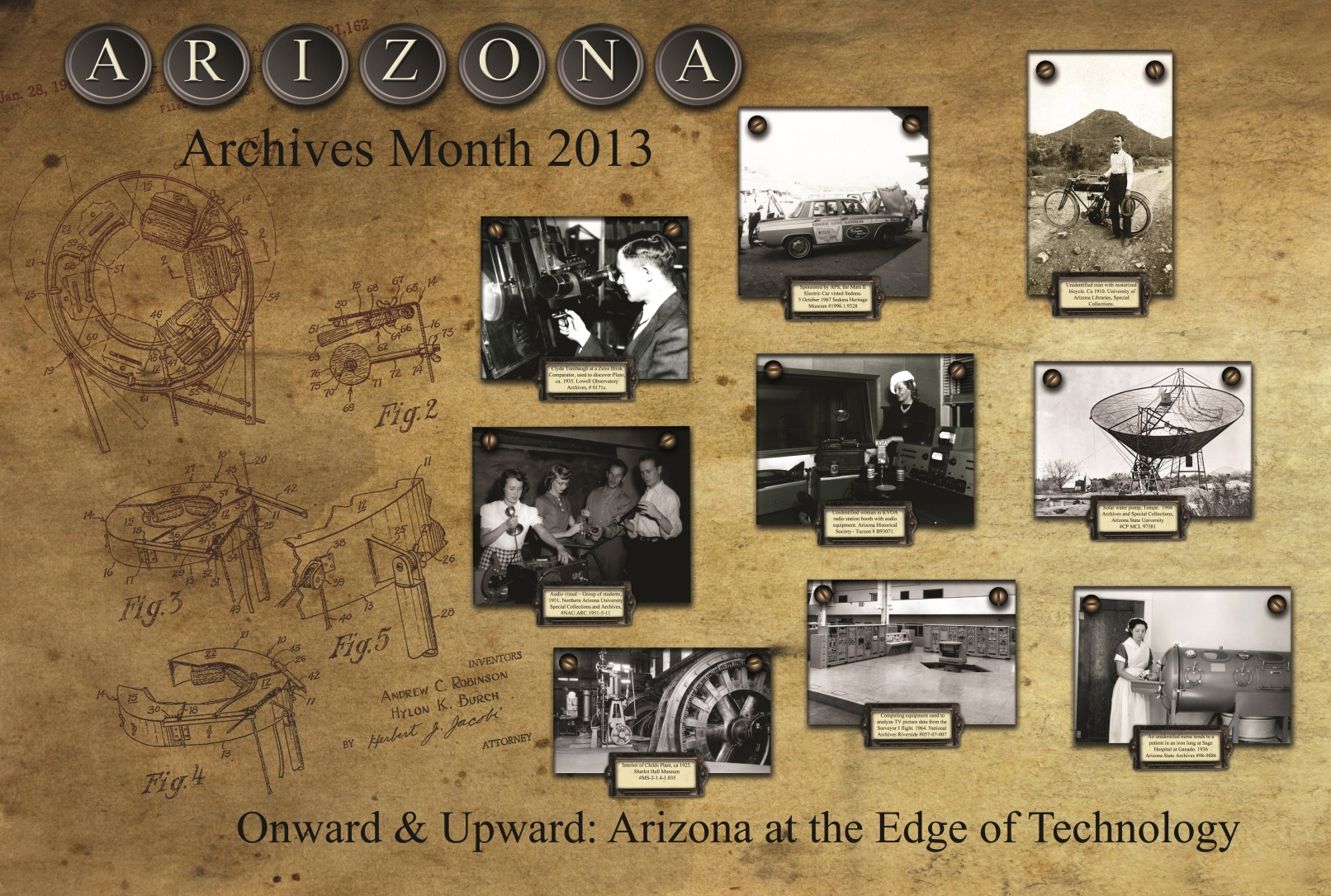 2013 Archives Month v4