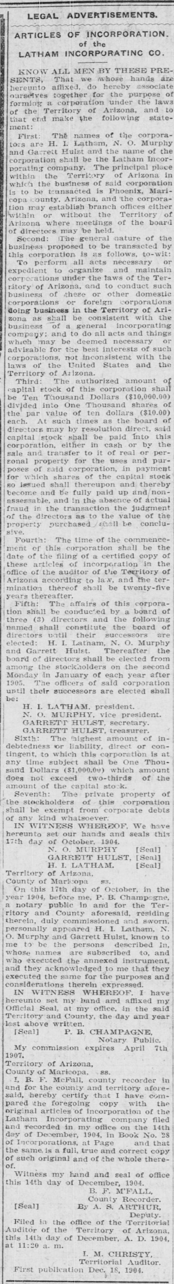 RepublicanMurphyArticles1904-12-19