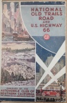 National Old Trails Road : U.S. Highway 66, Automobile Club of Southern California, Arizona Collection,  917.3 A51